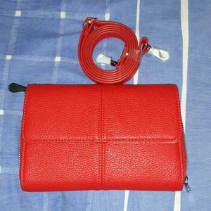 Tons of Funds Jewell by 31 Wallet Purse & Strap